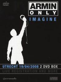 Cover Armin van Buuren - Armin Only - Imagine - Utrecht 19/04/2008 [DVD]